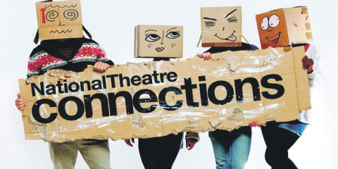 The National Theatre's youth theatre festival, Connections, runs yearly around the country. Image via thecourieronline.co.uk